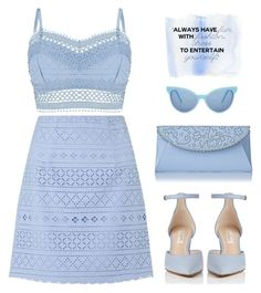 Pretty in pastel by oliverab on Polyvore featuring polyvore moda style Lipsy Wildfox fashion clothing pastel