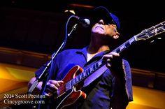 Photos – Greg Schaber Trio, 8/13/14, Southgate House Revival, Newport, KY