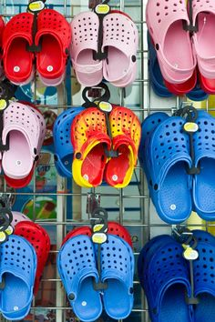 Twitter Is in a Very Intense Debate About . . . Crocs