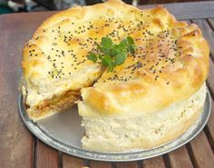 Camembert Cheese, Mashed Potatoes, Yummy Food, Salad, Ethnic Recipes, Baking, Pies, Whipped Potatoes, Delicious Food