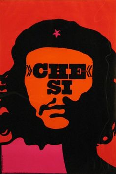 By Roman Cieslewicz, 1 9 6 8, Che si.