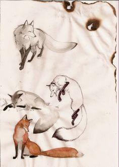 My fox by ~Orphen-Sirius on deviantART