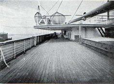 Third Class Promenade Deck