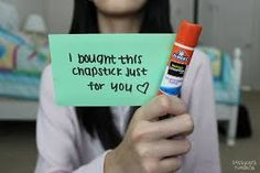 """I give people my glue stick at school and tell them """" You should really use this new chapstick! Tumblr Quality, Always Thinking Of You, Self Promo, Tumblr Stuff, Puns, Sarcasm, I Laughed, Laughter, Funny Pictures"""
