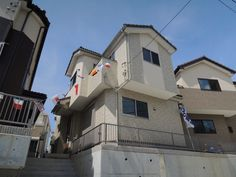 flags house! at 横浜市磯子区  http://smatan.jp/sc/ad:103.tp:2.html
