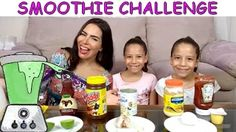 SMOOTHIE CHALLENGE FT PLANETA DAS GÊMEAS - YouTube