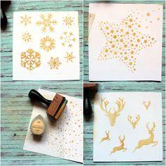 NőiCsizma | Karácsonyi stencilcsomag Stencils, Scrapbook, Office Supplies, Notebook, Design, Desk Supplies, Templates, Stenciling, Scrapbooking