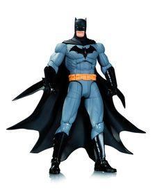 Figura Batman, DC Comics Designer. Greg Capullo, Serie 1 Figura articulada de 16cm, diseñada por el artista Greg Capullo para la coleccion DC Comics Designer.