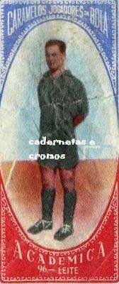 ASSOCIAÇÃO ACADÉMICA DE COIMBRA - 1950/1951