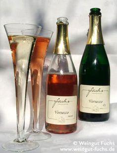 Versecco - non alcoholic champagne
