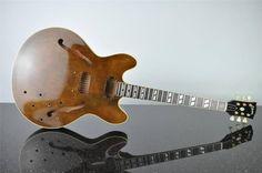 1967 GIBSON ES-345 TDW Walnut Hollow body Electric Guitar w/ Hard Case