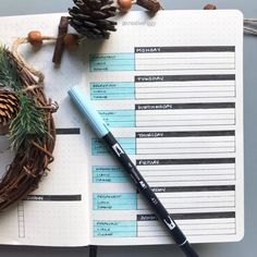Bullet Journal Ideas: Things To Include In your Bullet Journal - Meercai