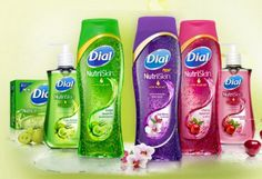 Save $1 on Dial Body Wash