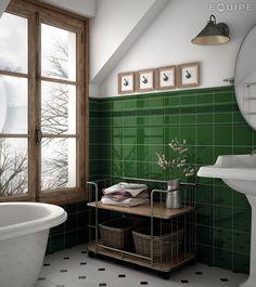 Incredible Small Bathroom Style That Will Rock Your Home Mold In Bathroom, Bathroom Floor Tiles, Small Bathroom, Wall Tiles, Bathroom Ideas, Bathroom Green, Kitchen Tiles, Bathroom Taps, Bathroom Modern