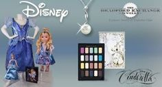 Check out this ultimate Disney Cinderella Package that includes:  Swirling Lights Cinderella Doll, Cinderella Dress, My Magical Wand Cinderella, Diamond Edition Cinderella Blu-ray and DVD Combo Pack, Sephora Gift Card & Bradfrod Exchange Voucher
