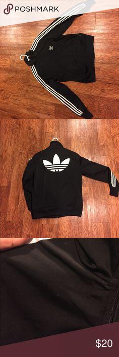Jacket Tiny white spot shown in pic three adidas Jackets & Coats