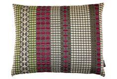 Darvill 17x14 Pillow, Red on OneKingsLane.com