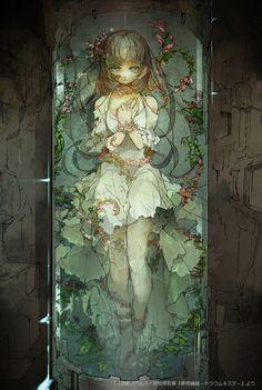 「夢想機械」/「ポ~ン(出水ぽすか)」のイラスト [pixiv]
