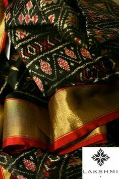 Pure silk pochampally saree