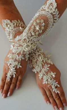 lace cuff for weddings