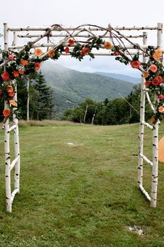wedding trellis designs - Ruth Waddy is Ruthless