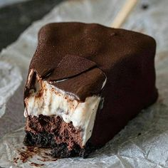 Chocolate Pies, Vegan Chocolate, Chocolate Recipes, Churros, Chocolate Cake Pictures, Coconut Cheesecake, Toasted Coconut, Aesthetic Food, Love Food