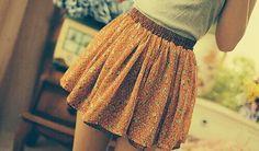 #Inspiration #Floral #Skirt #BiographyTrend #Aurora #BiographyCollection #Biography