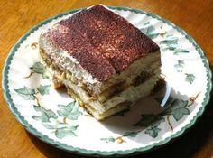 Yummy! Greta's Gluten-Free, Vegan Tiramisu! :)