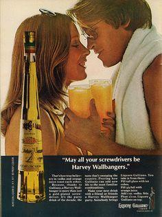 1973 Liquore Galliano Advertisement Time Magazine April 9 1973   by SenseiAlan