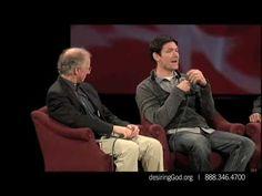 Matt Chandler - Contrast the Gospel and Religion (Matt Chandler is my absolute favorite. Favorite. I can't even explain.)