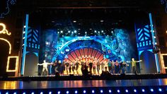 The Annual Tony Awards (aired June : Virtual Set creation for live television broadcast : K Brandon Bell : digital media design & development Brandon Bell, Aladdin Broadway, Live Television, Live Events, Design Development, Over The Years, Digital, City, Cities
