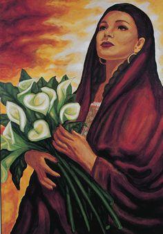 Mujer Bonita ~ Juan Solis