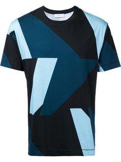 b39d207cc981a Cerruti 1881 Colour Block T-shirt - Farfetch