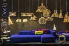 Secto design in diseno showroom @Sectodesign Lamps are at diseno blog via @diseno_istanbul
