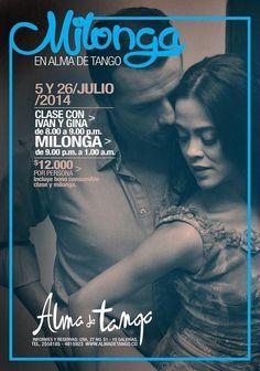 Bogotá: Milonga en Alma de Tango