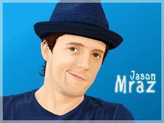 Jason Mraz Vector Art HD Wallpaper