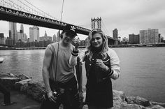 Pin for Later: Chloë Grace Moretz and Brooklyn Beckham Are the World's Most Stylish Couple — and These Pics Are Proof When Their Fishing Trip Seemed Very Athleisure