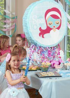 Spa Party Pinata #birthdayexpress #kidsparties http://www.birthdayexpress.com/Little-Spa-Party-Pinata/88338/PartyItemDetail.aspx