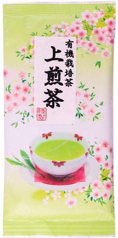 Sae Midori Shincha (Light Steamed) #organic, #greentea, #Japan, #sencha, #healthy Tea Tag, Organic Green Tea, Japan, Healthy, Birthday, Sweet, Crafts, Candy, Birthdays
