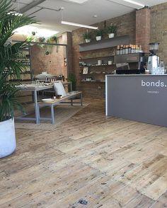 Bonds is now open for business. 5a Gransden Avenue, Hackney