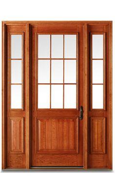 Andersen Entry Doors - Straightline