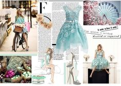 """""""CLEMENCE POESY / Glamour 2012"""" by katy952 ❤ liked on Polyvore"""