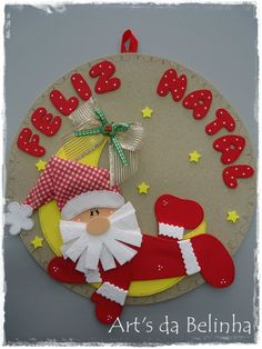 Christmas Sewing, Christmas Crafts, Merry Christmas, Christmas Decorations, Christmas Ornaments, Holiday Decor, Father Christmas, Christmas Birthday, Christmas Balls
