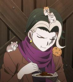 Danganronpa Characters, Anime Characters, Gundham Tanaka, Super Danganronpa, Fanart, Hot Anime Guys, Haikyuu, Manga Anime, At Least