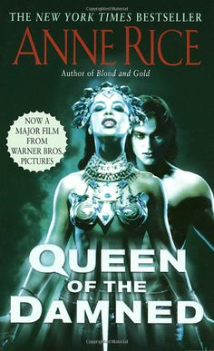 Amazon.com: The Queen of the Damned (The Vampire Chronicles, No. 3) (9780345351524): Anne Rice: Books