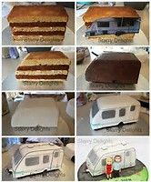 Bildergebnis für caravan cake