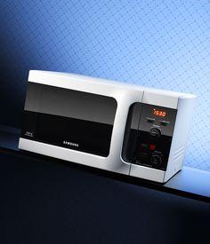 Samsung Sweetheart microwave ovens