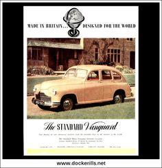 Original Vintage Advert From March Triumph Car, British Car, Car Advertising, Magazine Art, Old Cars, Buses, Motor Car, Jaguar, Wonders Of The World