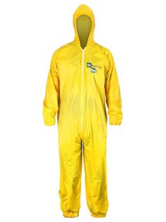 Breaking bad #yellow bodysuit walter white #heisenberg #adult fancy dress costume,  View more on the LINK: http://www.zeppy.io/product/gb/2/391254024423/