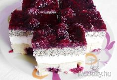 Raspberry Cake, Cake Bars, What To Make, Tiramisu, Ale, Delish, Cheesecake, Sweet Home, Sweets